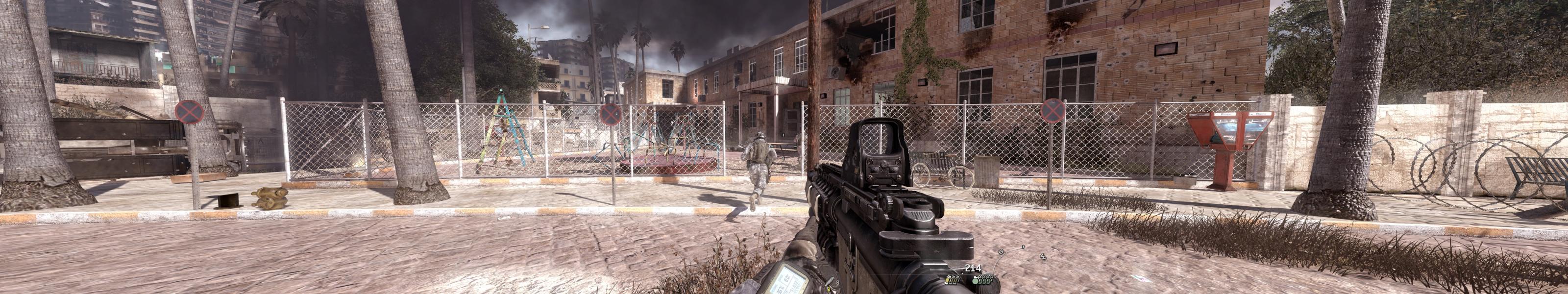 Call of Duty: Modern Warfare 2 | WSGF