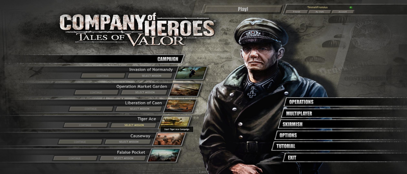 Company Of Heroes Tales Of Valor Wsgf