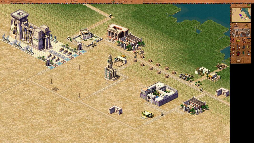 Pharaoh Cleopatra on Steam
