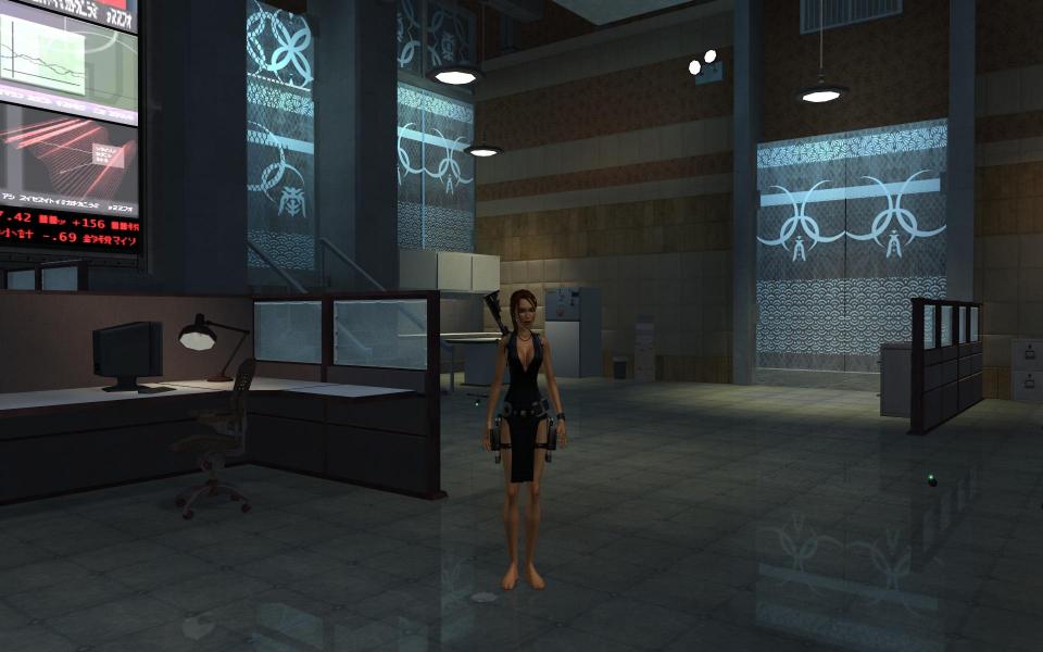 Tomb Raider Legend Wsgf