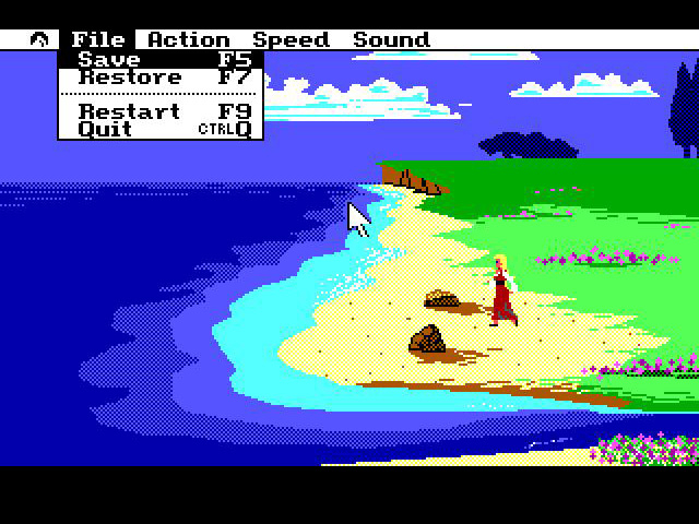 King S Quest Iv The Perils Of Rosella Wsgf