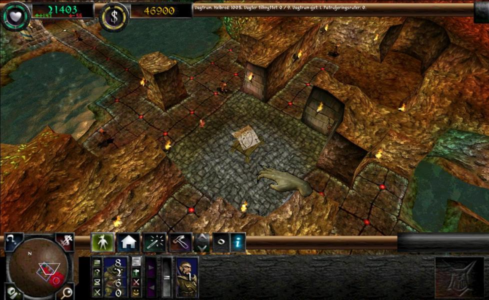 скачать игру Dungeon Keeper 2 через торрент на русском - фото 2