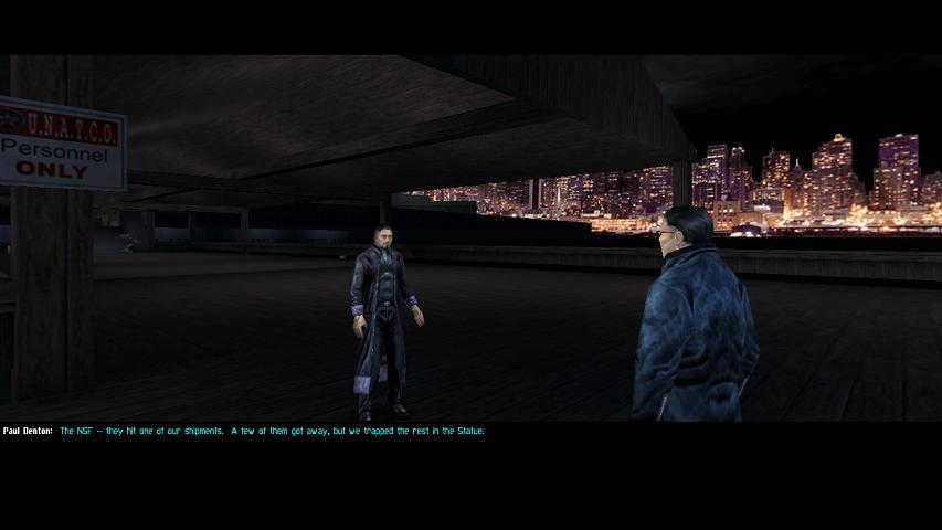 Deus Ex   WSGF