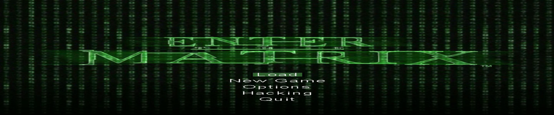 Enter the Matrix | WSGF
