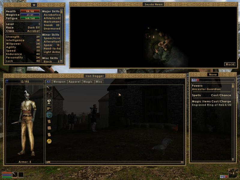 The Elder Scrolls III: Morrowind | WSGF