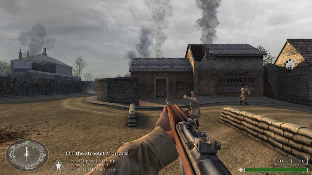 Call Of Duty Wsgf