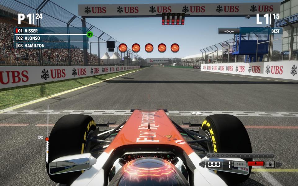 Скачать F1 2012 Скачать Торрент - фото 2