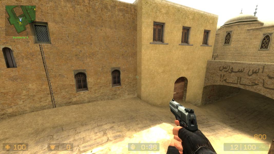 Counter-Strike: Source | WSGF