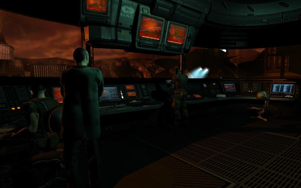 Doom 3 | WSGF