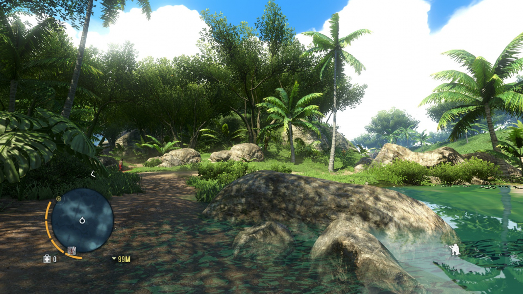 how to play far cry 4 co op local