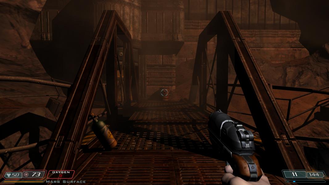 Doom 3: BFG Edition | WSGF