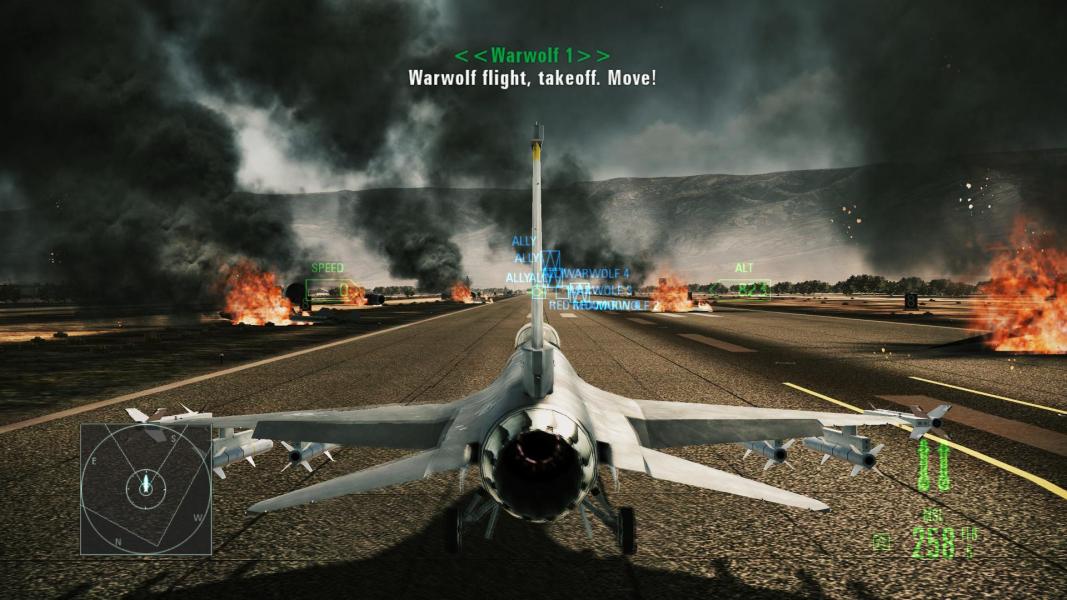Download Game PC Ace Combat Assault Horizon : Enhanced ...