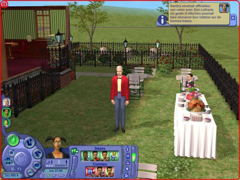 The Sims 2 Wsgf