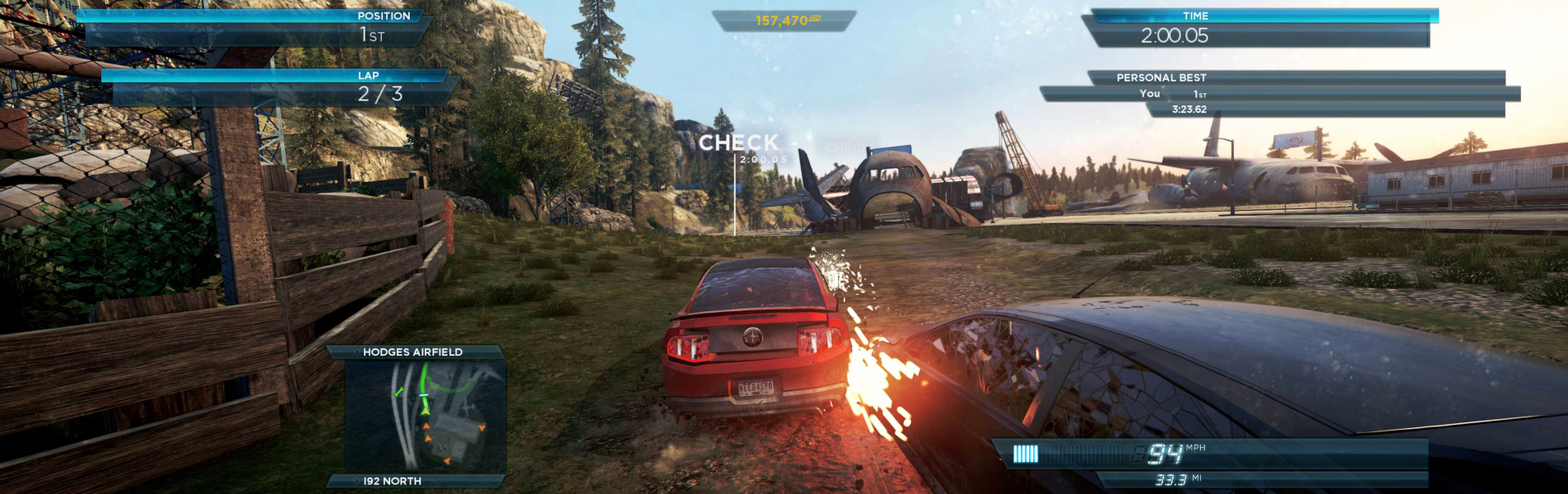 Need for Speed: Most Wanted (2012) | WSGF