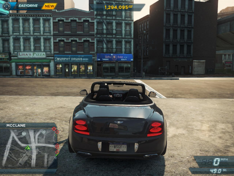 need for speed most wanted 2012 wsgf