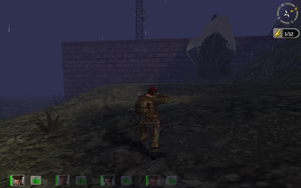 Hidden And Dangerous Deluxe Gameplay Games