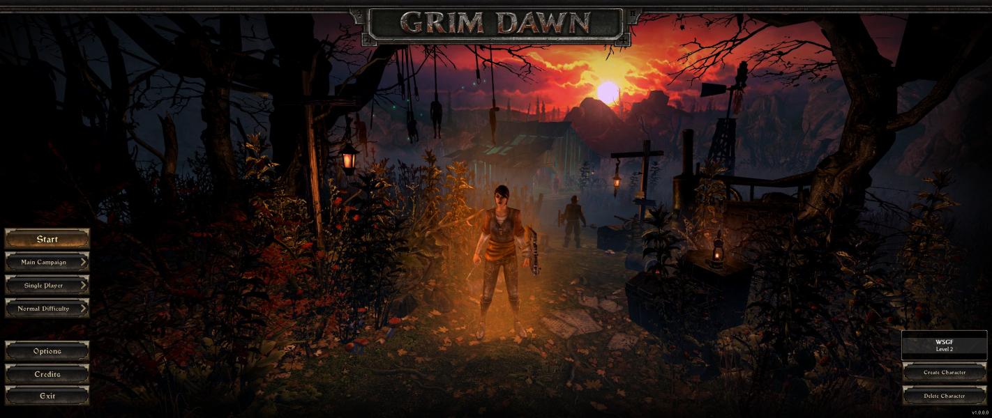 Grim Dawn | WSGF