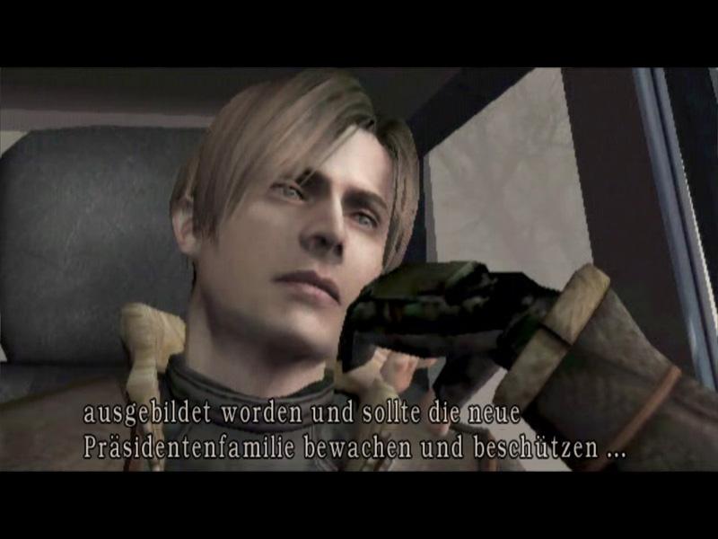 Resident Evil 4 | WSGF