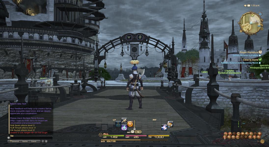 Final Fantasy XIV: A Realm Reborn | WSGF