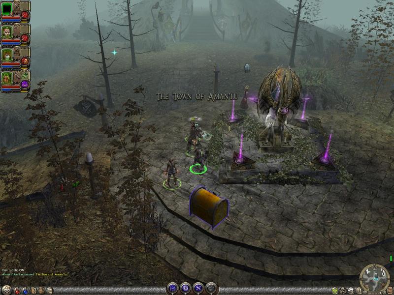 скачать игру Dungeon Siege 2 через торрент бесплатно на русском языке - фото 3