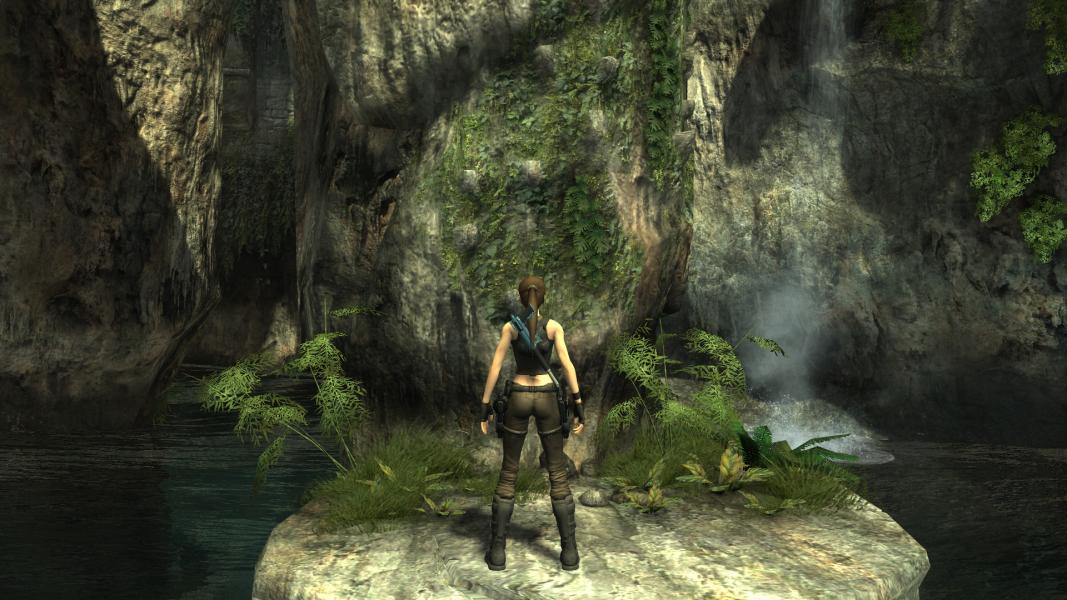 Tomb Raider Underworld Wsgf