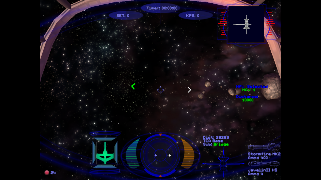 Wing commander prophecy wsgf for Wing commander prophecy