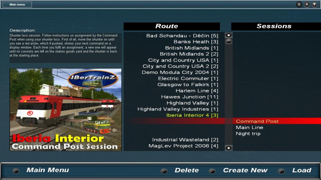 Patch de Train Simulator - 12-02-2002 00:00:00