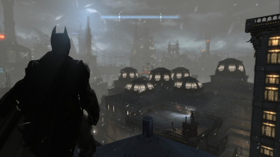 Batman Arkham Origins Gets Another Patch