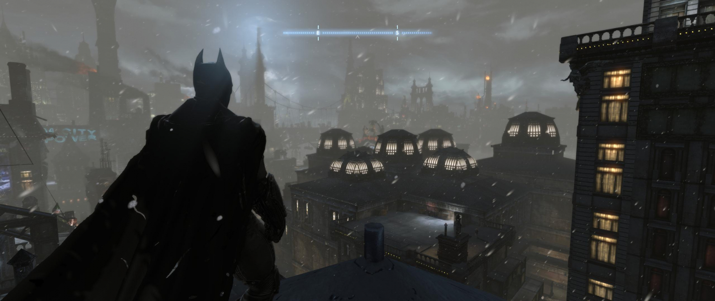 WeView Batman Arkham Origins TheSixthAxis