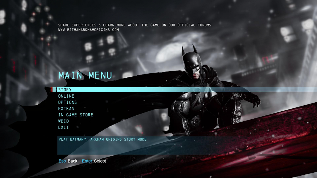 batman arkham origins multiplayer matchmaking issues If you've experienced connection issues after updating the origin client, you may need to reconfigure your antivirus or firewall settings.