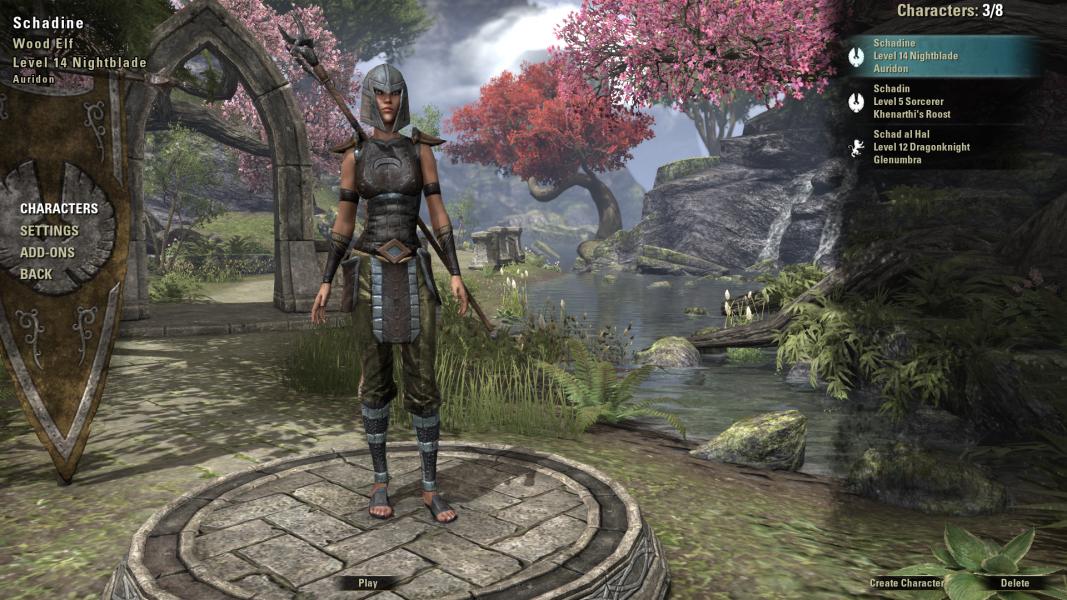 The Elder Scrolls Online | WSGF