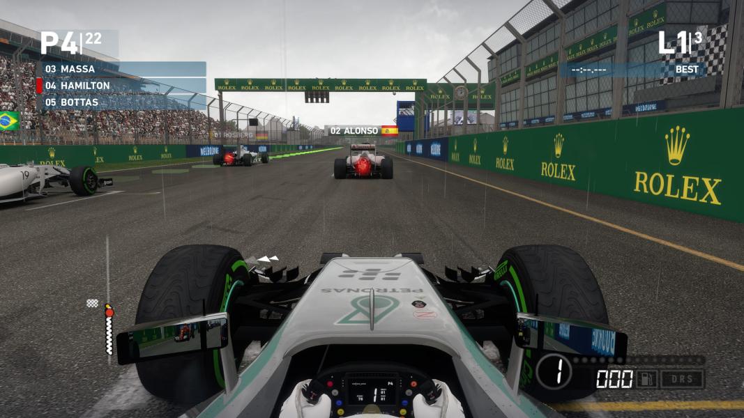 F1 2014 | WSGF