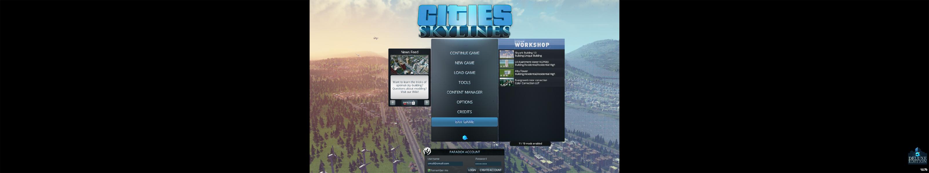 Cities: Skylines | WSGF