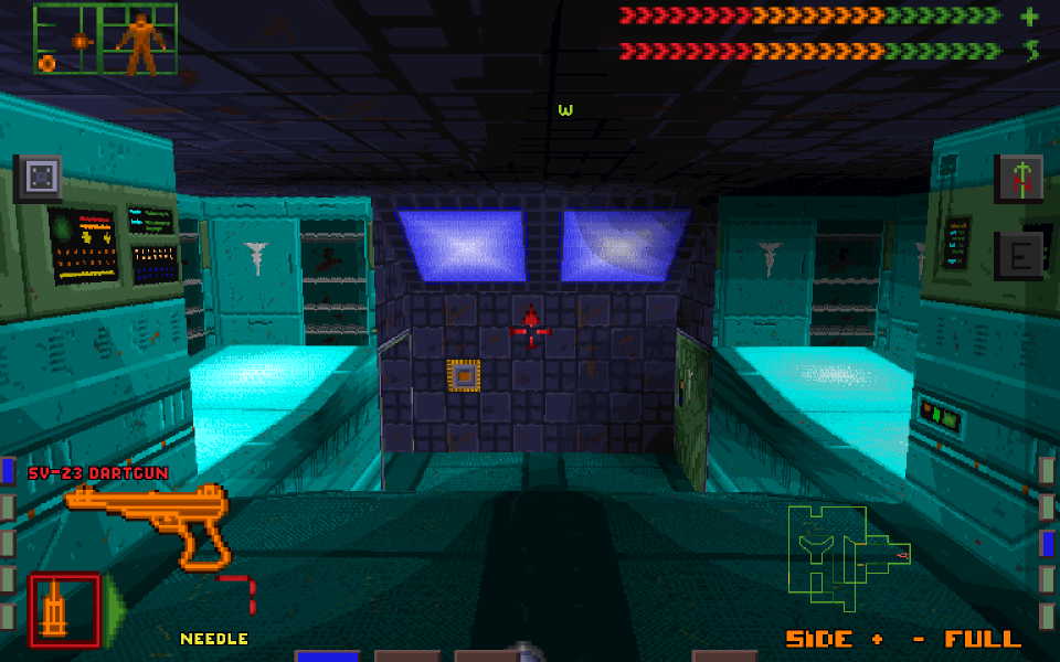 system shock 2 1080p resolution