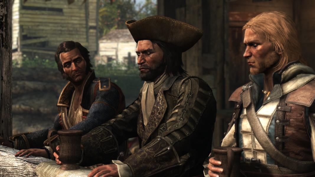 Assassin's Creed IV: Black Flag | WSGF