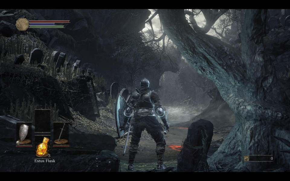 Dark Souls 3 21 9: Dark Souls III