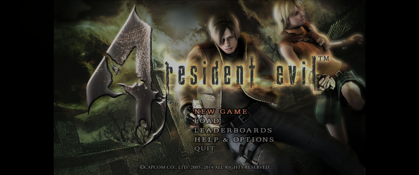 Resident Evil 4: Ultimate HD Edition | WSGF