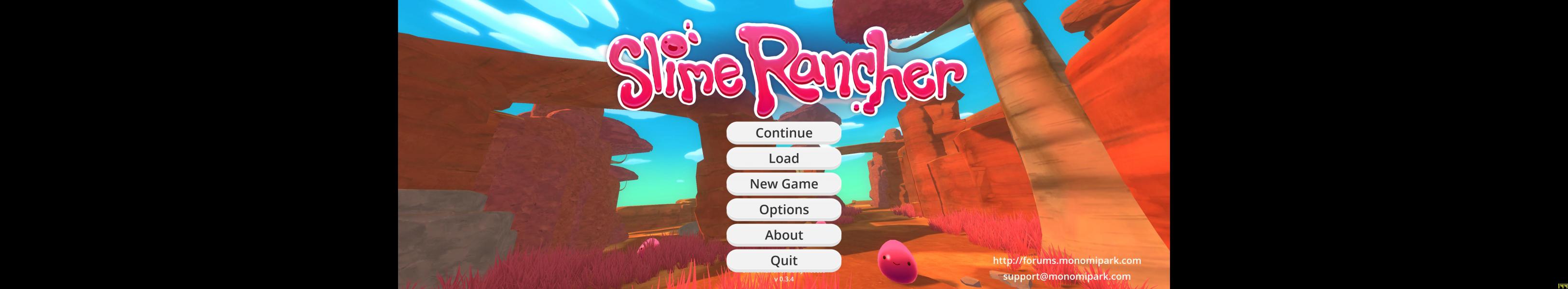 Slime Rancher | WSGF