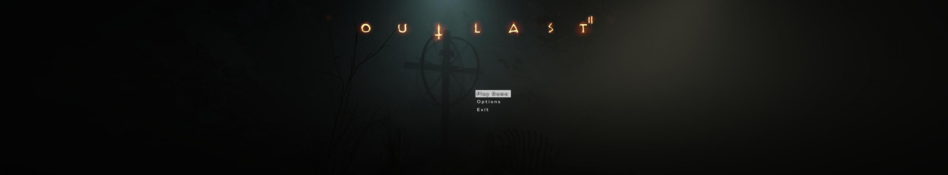 Outlast 2 Logo