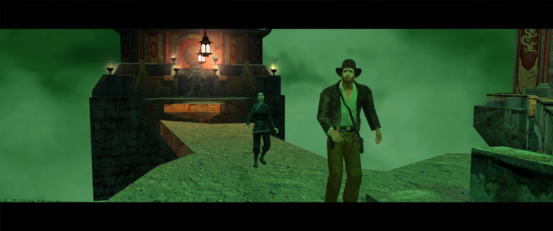 Indiana Jones and the Emperor's Tomb | WSGF