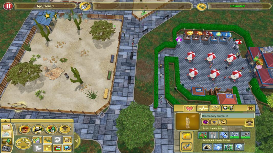 Zoo Tycoon 2 | WSGF