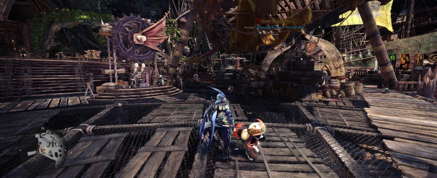 Monster Hunter: World   WSGF
