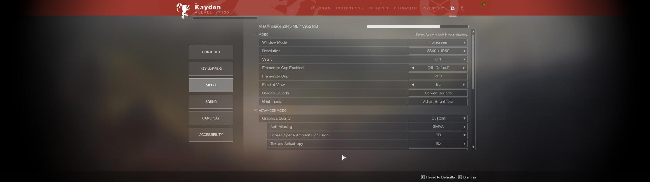 Destiny 2   WSGF