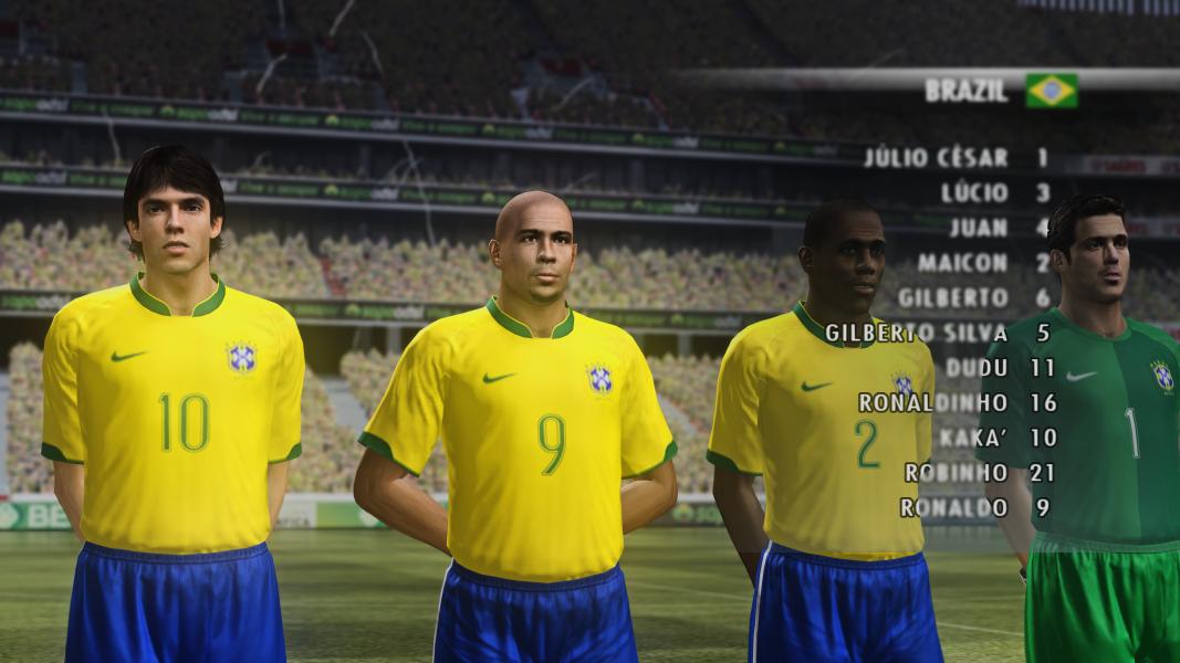 Pro Evolution Soccer 2008 | WSGF