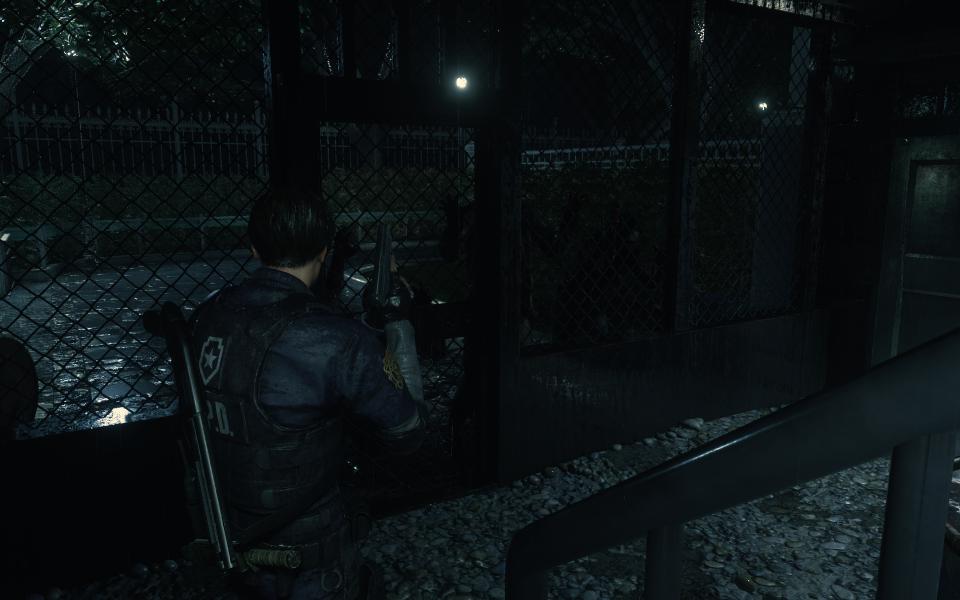 Resident Evil 2 (2019) | WSGF