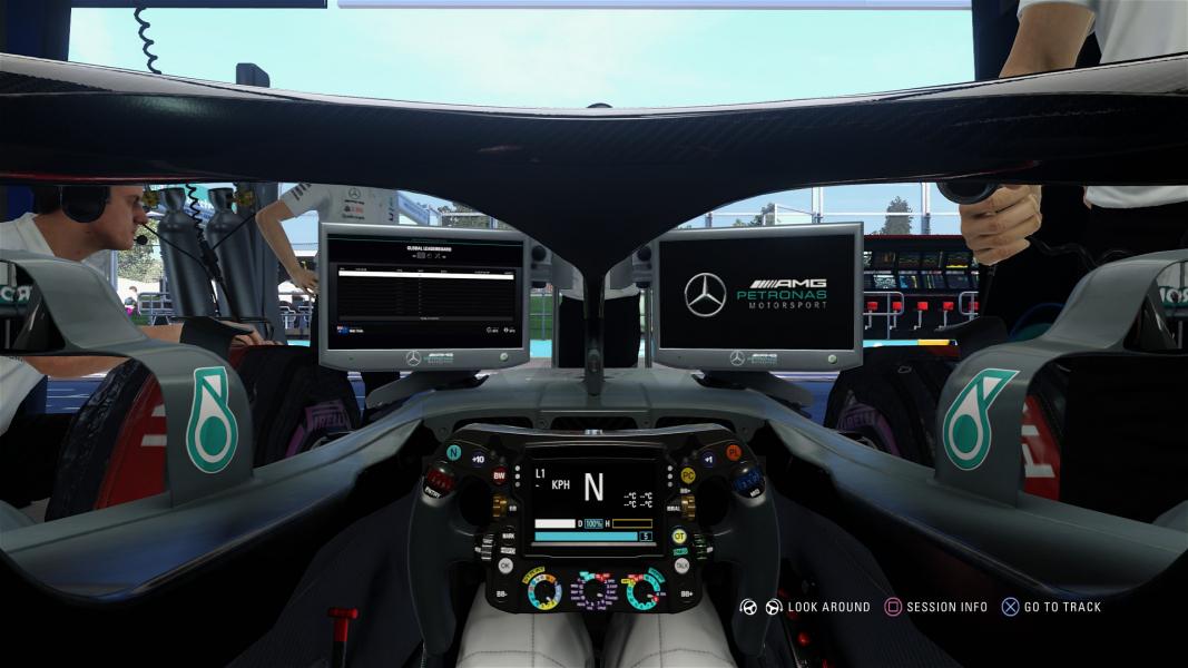 F1 2018 | WSGF