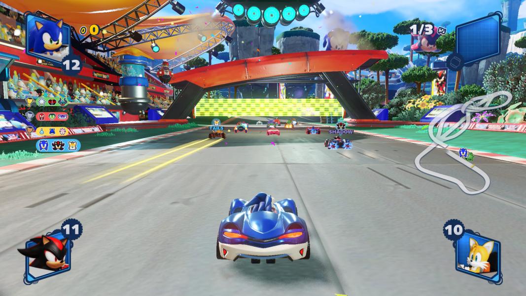 Team Sonic Racing | WSGF