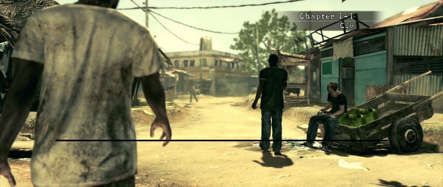 Resident Evil 5 | WSGF
