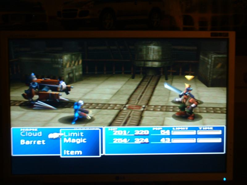 Final Fantasy VII | WSGF