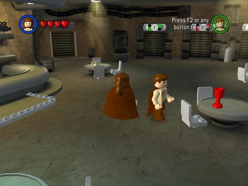 Lego Star Wars: The Complete Saga | WSGF